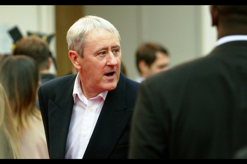"""Who am I? No idea... you?"" (with thanks to APJ26 : this is Nicholas Lyndhurst from Only fools and Horses)"