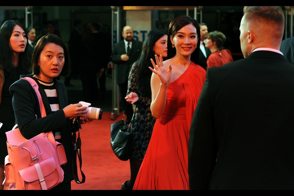 China's Chen Shu has a limited filmography on imdb.com, which also refers to her as a HIM. You should probably get on that, imdb. I hear China's a pretty big market for movies these days.