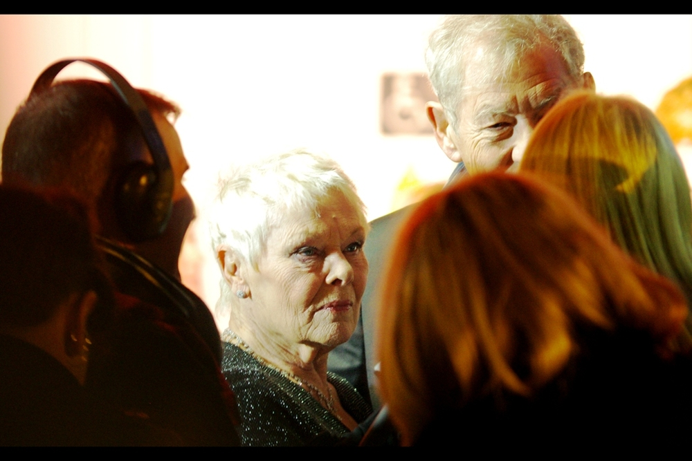 """ 'M' could have either of them killed without remorse. Or you, or anyone else here."" - Dame Judi Dench played 'M' in seven James Bond films (from Goldeneye to Skyfall), but neither she nor anyone from any major intelligence agency has to my knowledge managed to infiltrate the packs of roaming autograph dealers of London, which is a pity."