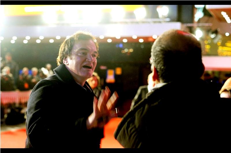 """Of course I'm a fan of film media, but no I'm not going so far as hand-cranking"""