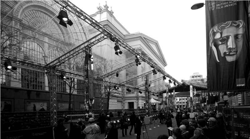 Baftas Royal Opera House