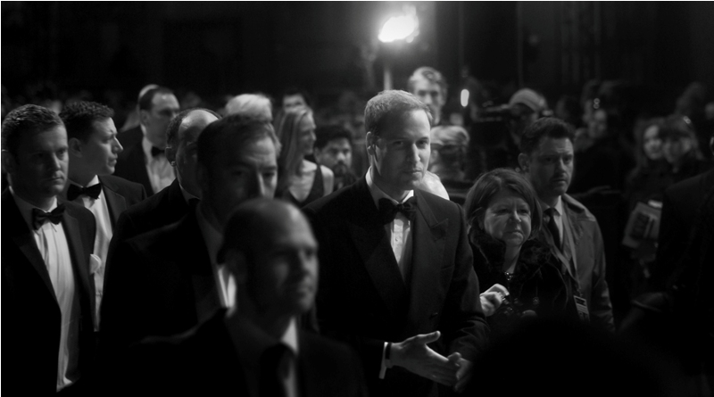 Prince William Baftas