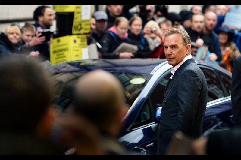 """I know how much my autograph is worth, and I'm sitting on a stockpile of thousands for my retirement. Also I know how supply and demand works "" nobody ever accused Kevin Costner of being unintelligent.... however rumours of his reluctance to sign for fans appeared to have been partially accurate."