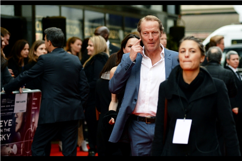 Iain Glen, who I last photographed at  the premiere of 'Bad Education'  last year, is arguably best known for playing Lord Friendzone (aka. Ser Jorah Mormont) on Game of Thrones.