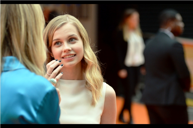 """The implausibly (yet excellently) named Angourie Rice is not as unknown as I'd previously supposed : she was in the Australian film """"These Final Hours"""" (2013) which I actually rather enjoyed (that it was themed around an apocalypse says a lot about my current and recent state of mind), and she was very good in."""