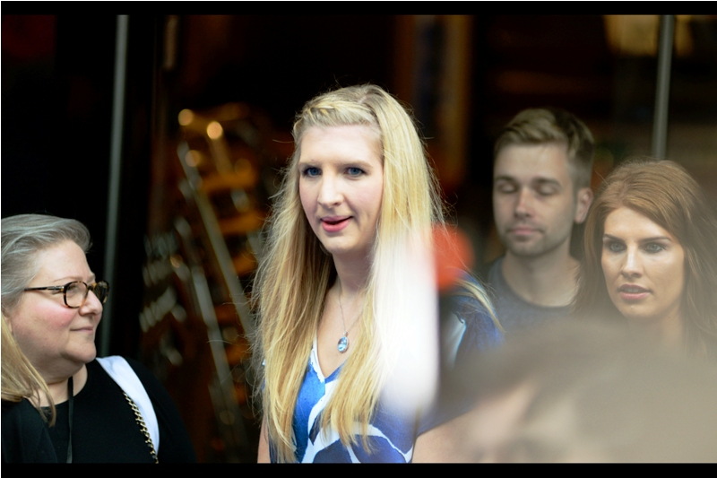 Swimmer Rebecca Adlington has managed to parlay two Olympic Gold and two Olympic Bronze medals into tickets to a premiere in London's Leicester Square four years later. I'm kinda jealous - the movie looks excellent!