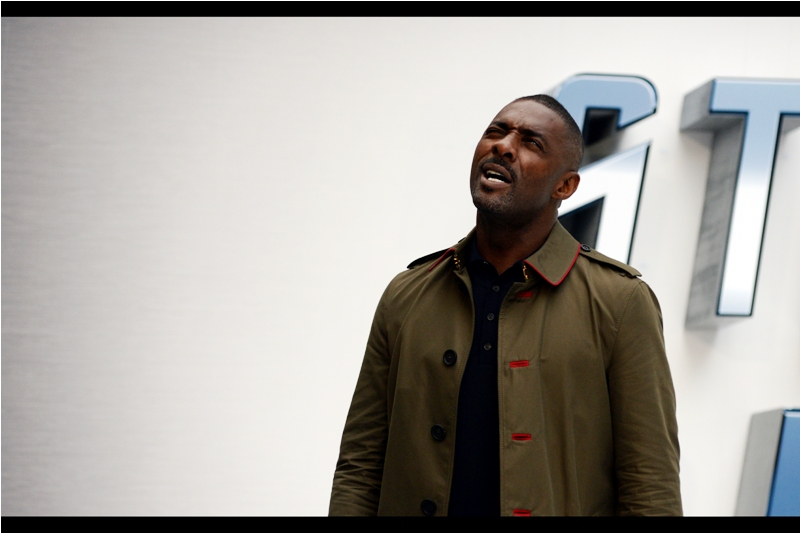 "Idris Elba was great in everything from ""Pacific Rim"" to ""RocknRolla"" to ""The Gunman"" and even ""Prometheus"". But the jacket... THAT jacket!!"