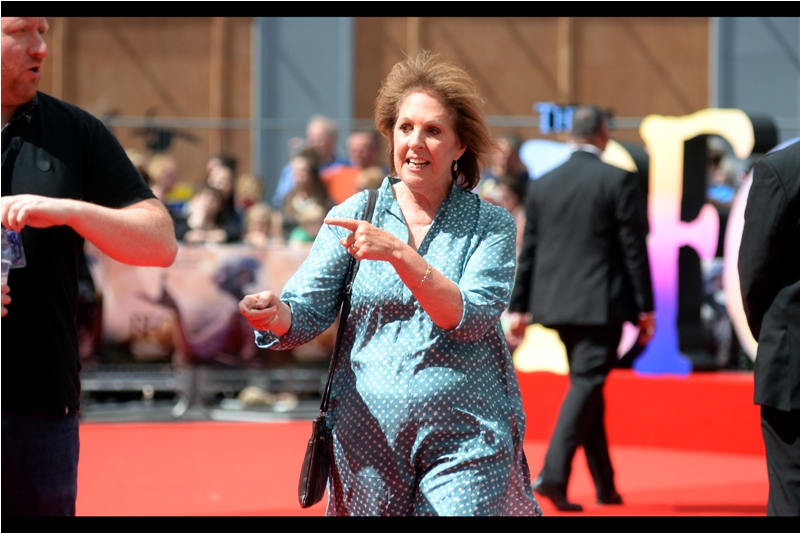 """I want that drink. Don't make me arm-wrestle you for it"" According to imdb,com, Penelope Wilton is best known for being in Woody Allen's ""Match Point"" but that would be to deny her much more important role as Simon Pegg's Mum in ""Shaun of the Dead"""