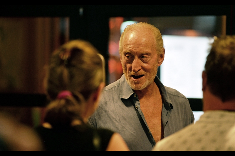 """I am a Lannister, madam, and I don't have to button up my shirt if I don't want to""  - Charles Dance is now arguably best known for playing Tywin Lannister in Game of Thrones."