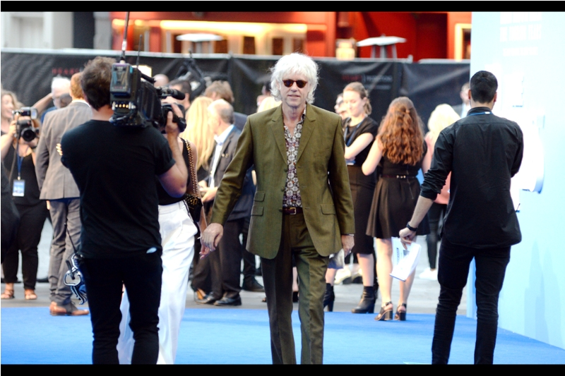 I'm not entirely sure why Bob Geldof is heading straight for me, but if he wants to mug me for my weekly train ticket on the Govia Thameslink line, he's welcome to it. I can't guarantee there'll be any trains running on that line... but then again, neither can f**king Govia.