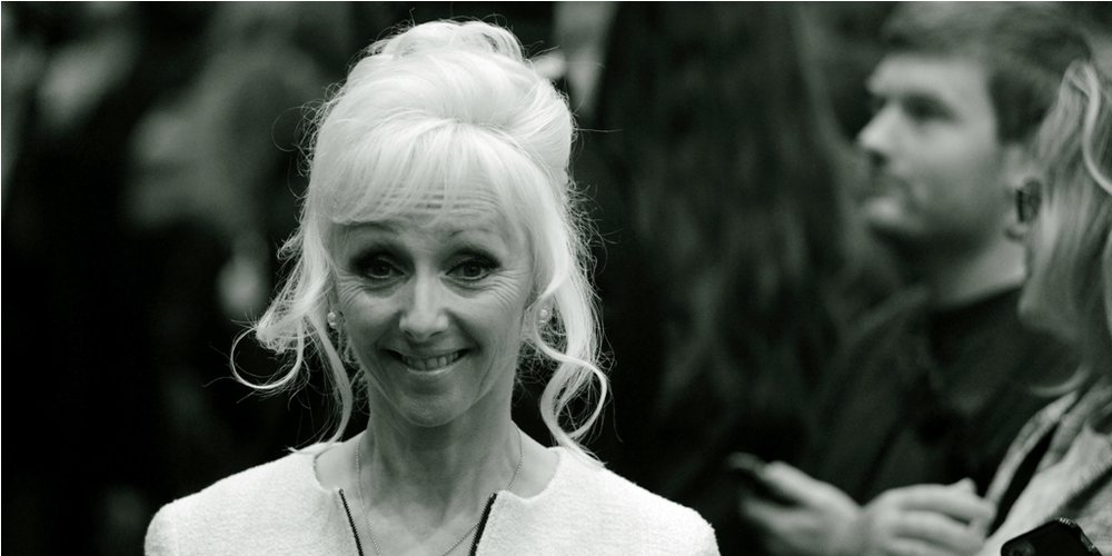 "Debbie McGee (""Magician's Assistant""?)"