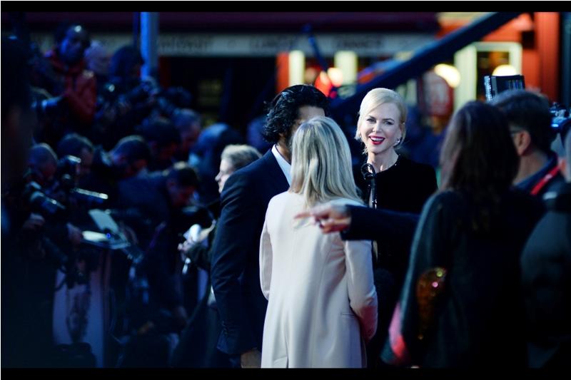 It's Australia's own (Hawaiian-born) Nicole Kidman!