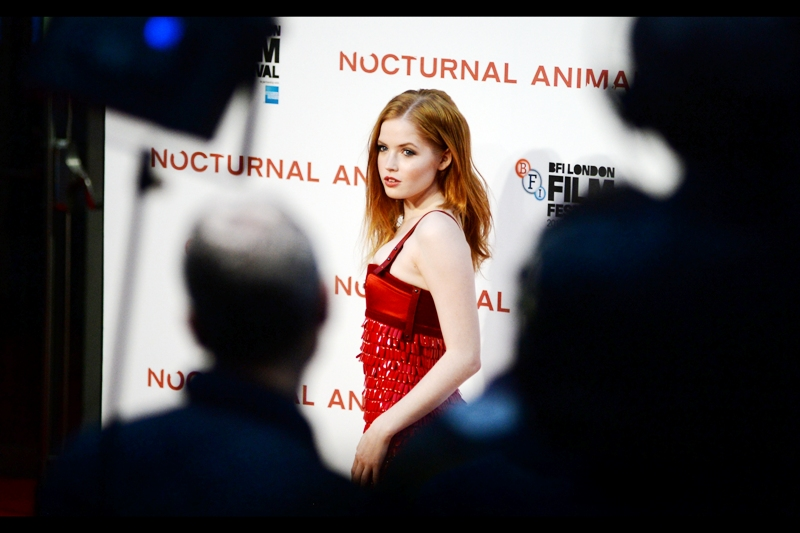 "Last arrival from the cast is young Ellie Bamber, who was also in  (and at the premiere of) this year's ""Pride and Prejudice and Zombies""  - a movie I've watched and found surprisingly fun as a Jane Austen adapatation first, zombie movie second."