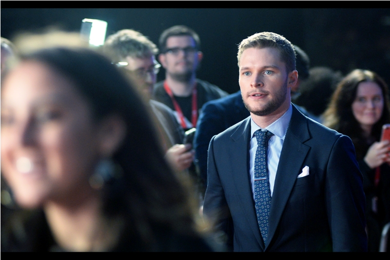 It totally escaped me that Jack Reynor was the car racing boyfriend of Mark Wahlberg's daughter in Transformers : Age of Extinction. I've pretty much mentally flushed myself of all memories of that movie, but I'm still haunted by the inclusion of his speech attempting to justify the pre-laminated statutory consent laws.