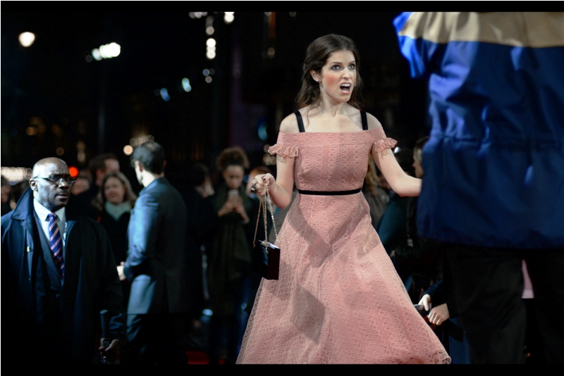 """OMG I'm Anna Kendrick!!"" - and with that I feel like we're off on 'the many faces of Anna Kendrick'"