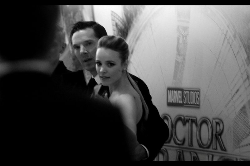 """Blurry, therefore 'Art'""   I've always said .... albeit sometimes with a whimper when it's the first photos I've taken of Rachel McAdams since 2009."