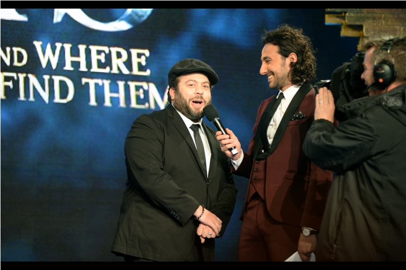 """Hi, I'm Dan Fogler, and I'm in this movie, and this beret is not for sale. Also : sorry you're leaving the EU. Berets are gonna be harder to get, I expect"""