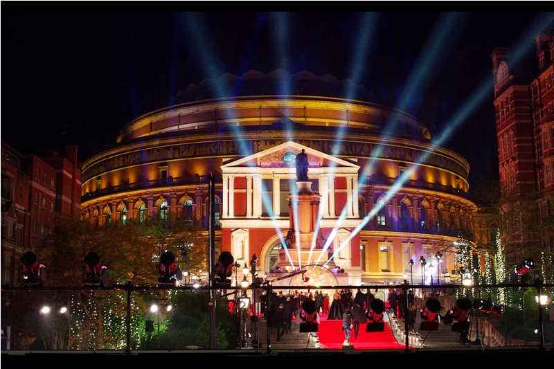 "Unlike last year, when they were held in some theatre whose name escapes me, this year the British Fashion Awards were held in the opulence, grandeur, and ""can't you see that British Fashion is struggling in these hard and austerity-riddled times?"" Royal Albert Hall."