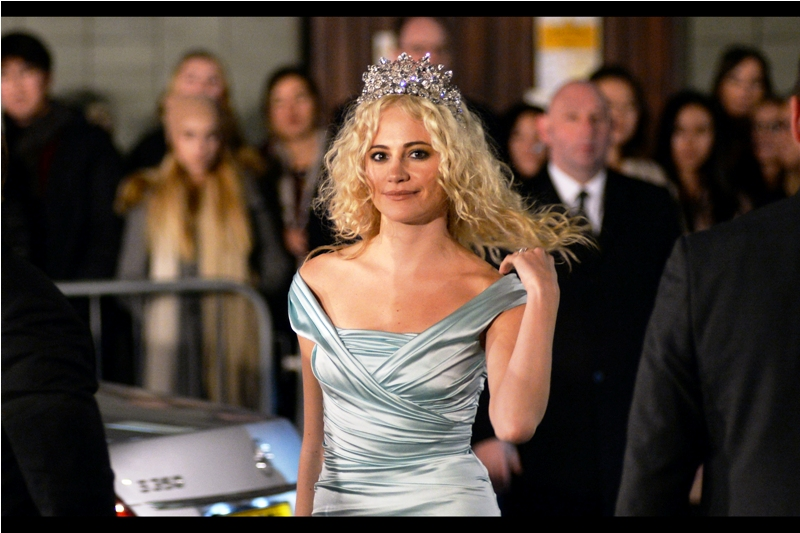 """The tiara? I stole it off some six year old girl. I deserved it more than she did, especially considering how little of a fight she put up...."" - Pixie Lott"