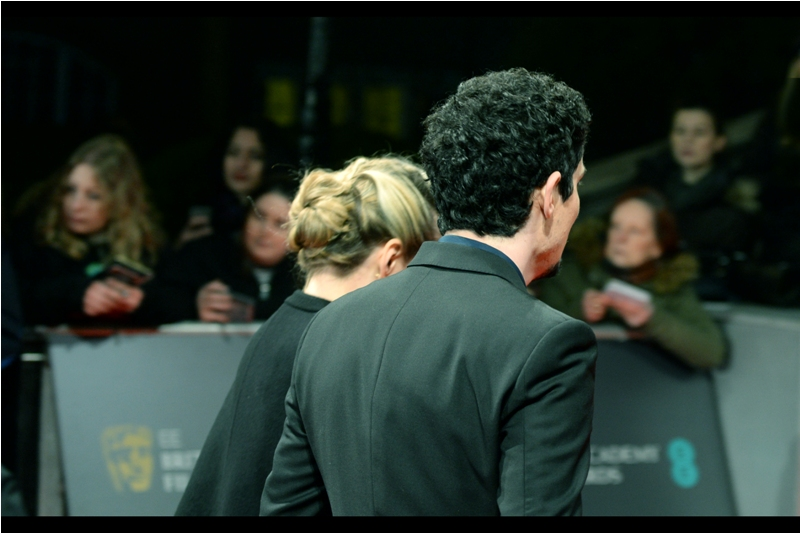 "In the spare seconds I took in photographing Riz Ahmed, director Damien Chazelle zipped past. So along with my dearly-hated Pentax K3 (which met its demise at the  ""Whatever The Hell That Rogue On Thing Was""  last year), that's yet another thing Star Wars has cost me. Damn you, Star Wars."