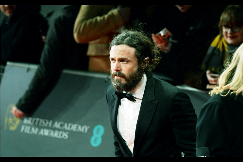 "CaseyAffleck won Best Actor on the night for ""Manchester By The Sea"", while his co-star Michelle Williams somehow made it past me without me realising it, hence I didn't photograph her. In my defence, Michelle William is quite short. In my non-defence, so is Mel Brooks and I managed to photograph him."