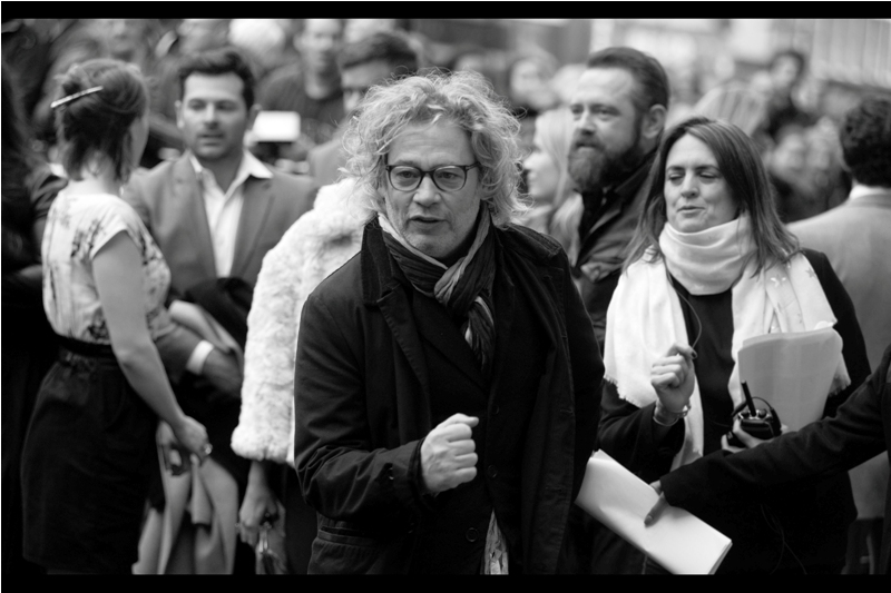 """Damn straight my scarf is better than your scarf. Even in black'n'white, lady""  - director Dexter Fletcher's last two efforts,  Wild Bill (2012)  and  Eddie the Eagle (2016)  were both great."