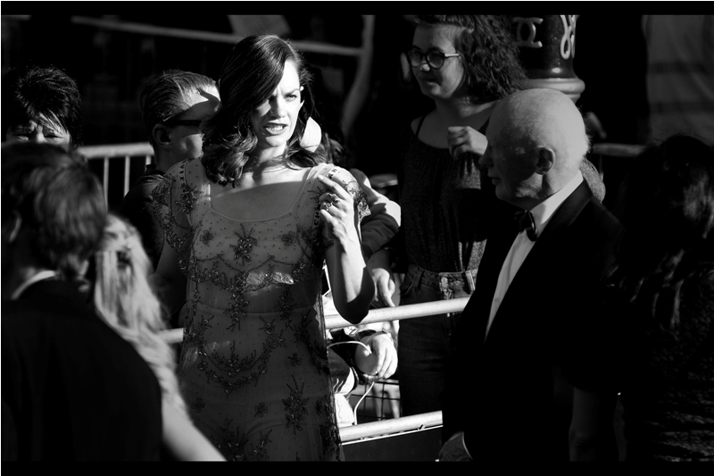 It's Ruth Wilson! (was it good for you too?) (edited to add : sadly, she was nominated in but did not win the category of 'Best Actress' on the night)