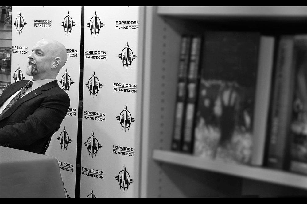 Neal Stephenson.
