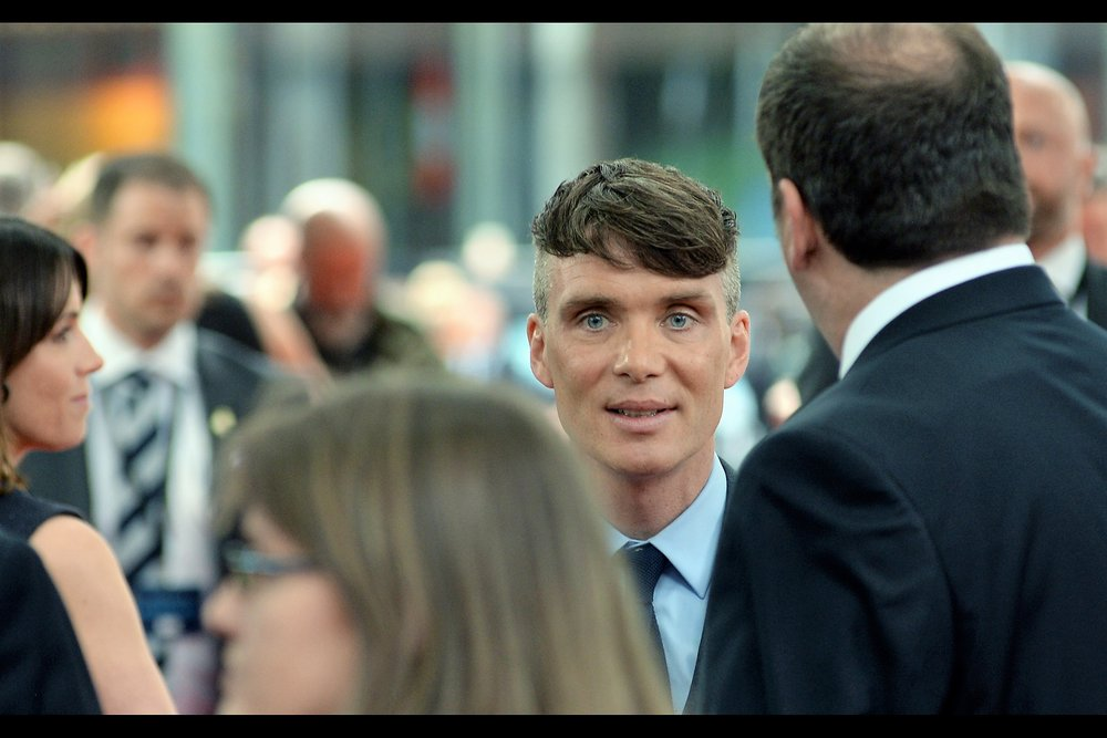 "Cillian Murphy's association with director Christopher Nolan covers The Dark Knight Trilogy (he was Scarecrow) and Inception. He was also in the underrated and seemingly forgotten sci-fi film   ""In Time"" ."