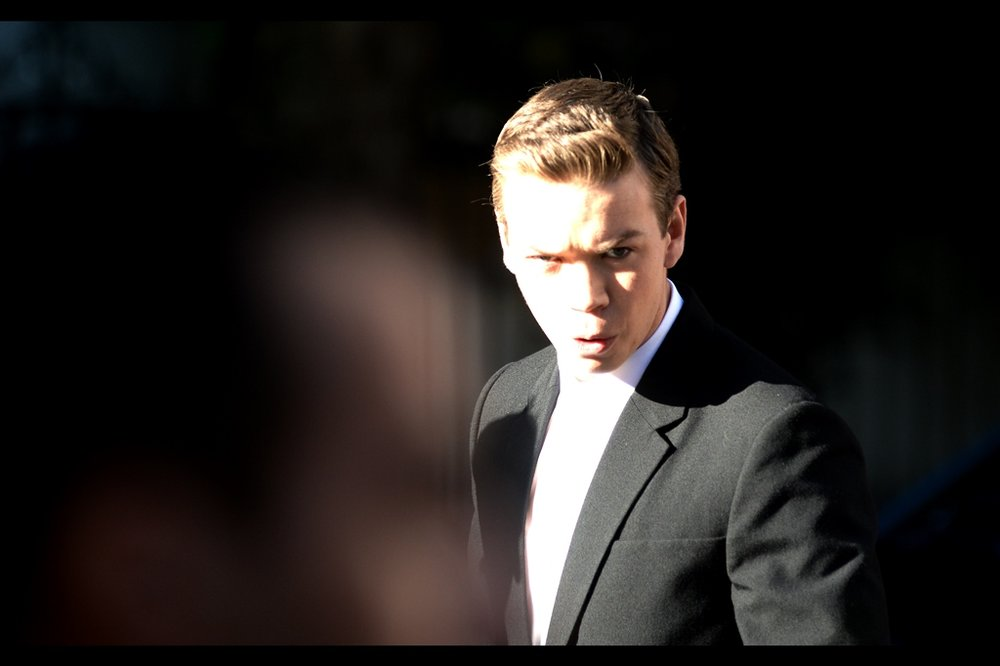 """Remember me from The Revenant, bro..."" - Will Poulter might arguably still be best known for his roles in The Maze Runner and The Chronicles of Narnia films, but he was also really good in We're the Millers (still the only premiere I've verifiably photographed drunk) and the rather excellent Dexter Fletcher film 'Wild Bill'. But yes, he was also in The Revenant."