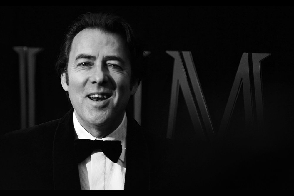Entertainer Jonathan Ross hosted the evening (his wife Jane Goldman, meanwhile, was most recently the screenwriter of   'Kingsman : The Golden Circle'  )