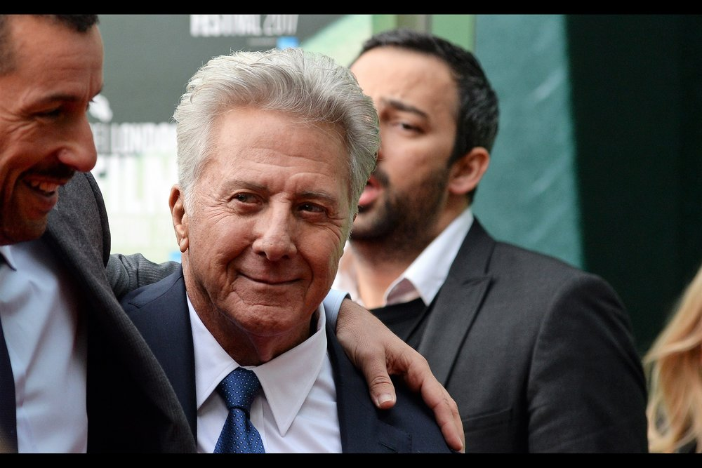 Dustin Hoffman, like Emma Thompson (but not Adam Sandler, or Noah Baumbach, or I) has two Oscars to his name - best Actor for Rain Man (1988) and Kramer vs Kramer (1979)