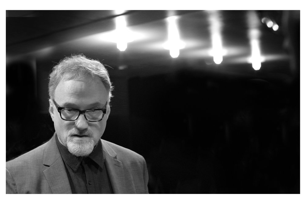 "Mr David Fincher. It's been a long road from failing to photograph him in 2011 at the premiere of   ""The Girl With The Dragon Tattoo""   because I think he never went inside the cinema via the front entrance; and then a few years later I was at   the premiere of ""Flight"" with Robert Zemeckis   and learned afterwards that ""House of Cards"" was having a premiere at the same time across Leicester Square and I didn't know...."