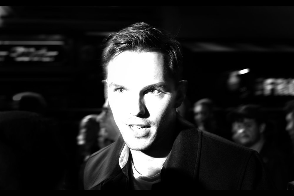 Random Attendee #2 : Nicholas Hoult - best known (probabyly) for being in the awesome Mad Max Fury Road (which sadly never had a London Premiere) but was also in such films as the surpringly good Zombie rom-com 'Warm Bodies' and    'Kill Your Friends'    (which wasn't a zombie rom-com)