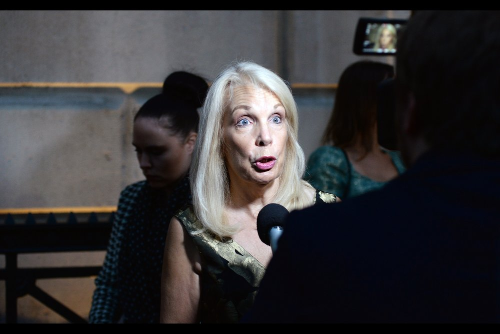 """Have I seen the new 'Justice League Trailer'? Why yes I have. I was so repulsed I swore at both of my cats.""  - the ears of my potplants are also still ringing, but perhaps it means more when it's Amanda Nevill, CBE, who is also the Chief Executive for the British Film Institute in London."
