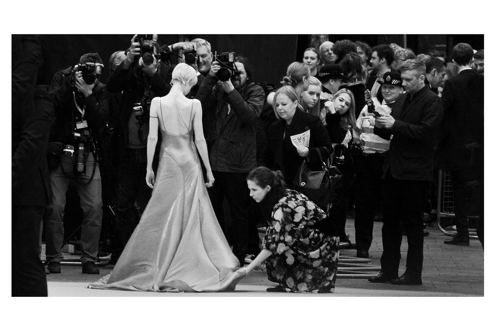 *   The Red Carpet Monochrome 'best of' journal