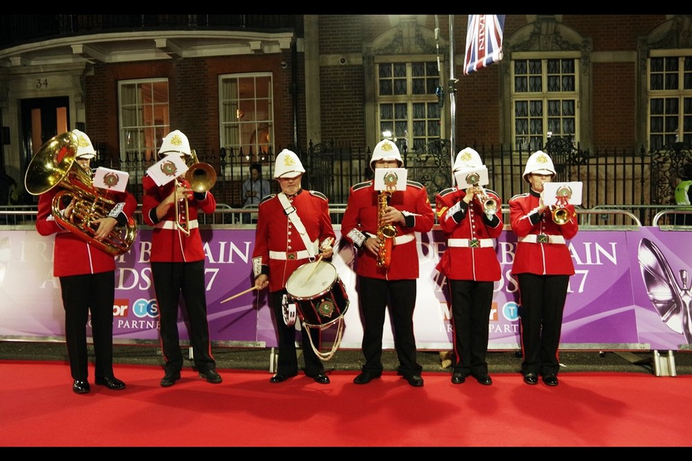 "To me, the 'true' heroes (I mean 'of the night'- I'm not making broader claims as to importance to the culture and social fabric of this great country) - the six-piece band whose additional renditions of Bon Jovi's ""Livin' on a Prayer"" and Tom Jones' ""Delilah"" were also a lot of fun."