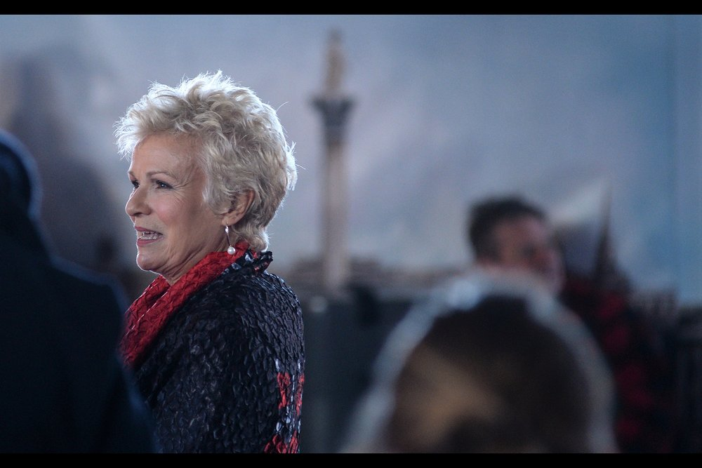 Even more fundamental to the Harry Potter alumni of cast members : Julie Walters hasn't just been nominated for Oscars, but she played Ron's mother Molly Weasley across the entire saga.