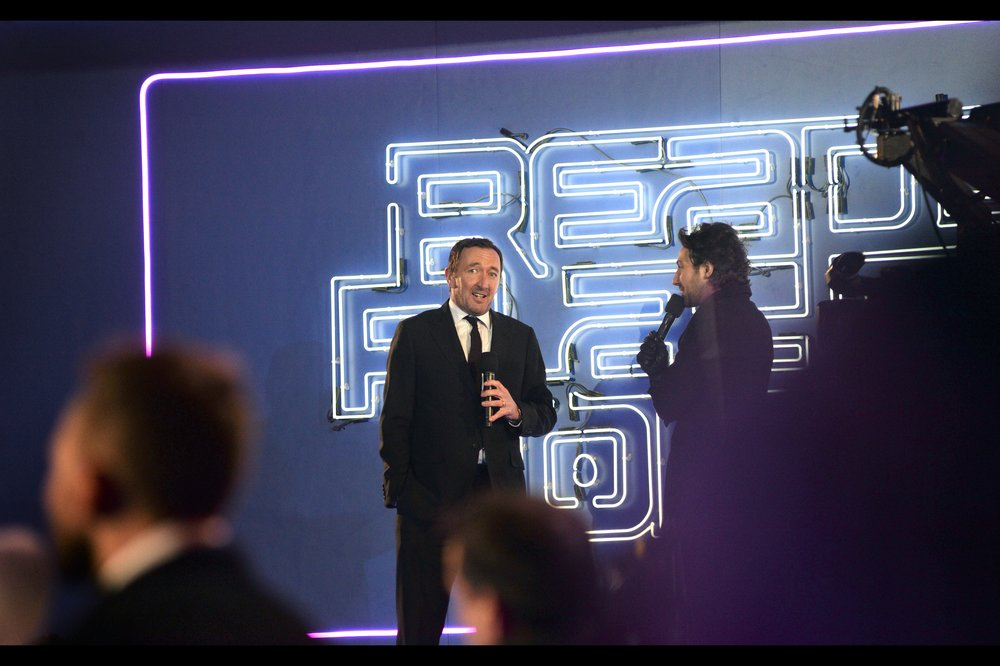 """""""It's nice that the kids get so excited about these things, Alex....""""  Ralph Ineson was at yesterday's snowy    2018 Empire Awards   , but his imdb credits reveal a very interesting series of smaller roles in surprising movies and shows like Sherlock, Guardians of the Galaxy, Star Wars the Last Jedi, Game of Thrones and even two Harry Potter movies."""