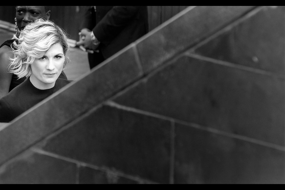"Jodie Whittaker has been in the occasional movie, so I've photographed her at (say)    the premiere of ""One Day""    (back in 2011) and at least one Empire Awards (   probably this one   )"