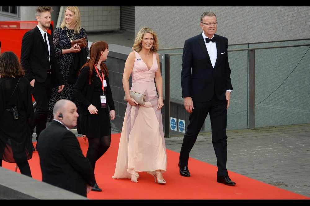 I don't know who Charlotte Hawkins is, outside of the fact that she's been identified as such by wireimage.com
