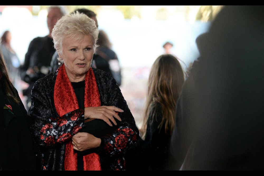 """Let's see if anybody brought any 'Educating Rita' Merch for me to sign...""  - Julie Walters has had two Oscar nominations - one from that film, the other from ""Billy Elliot (2000)"""