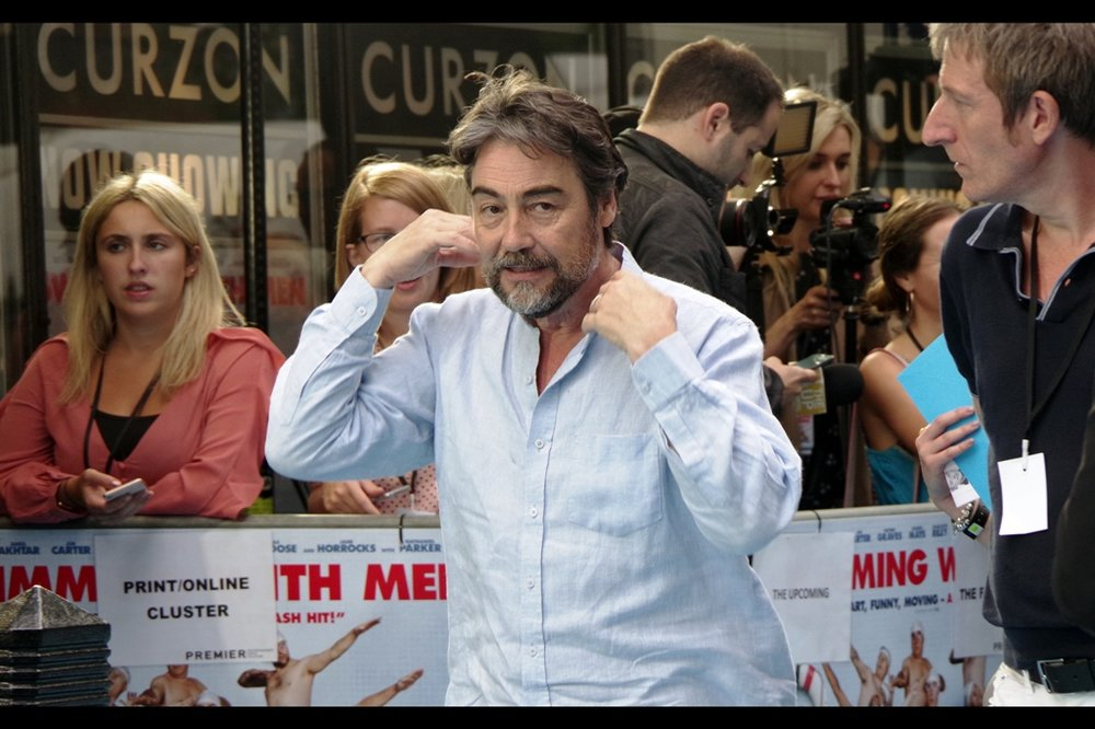 """I just wish I had an even larger collar on this shirt so I could look even cooler flipping it, all Doctor Strange like""  - Nathaniel Parker is in this movie, and of his long and storied imdb entry I recognise very little. He was in the Danny Dyer movie    ""Malice in Wonderland""   , though."