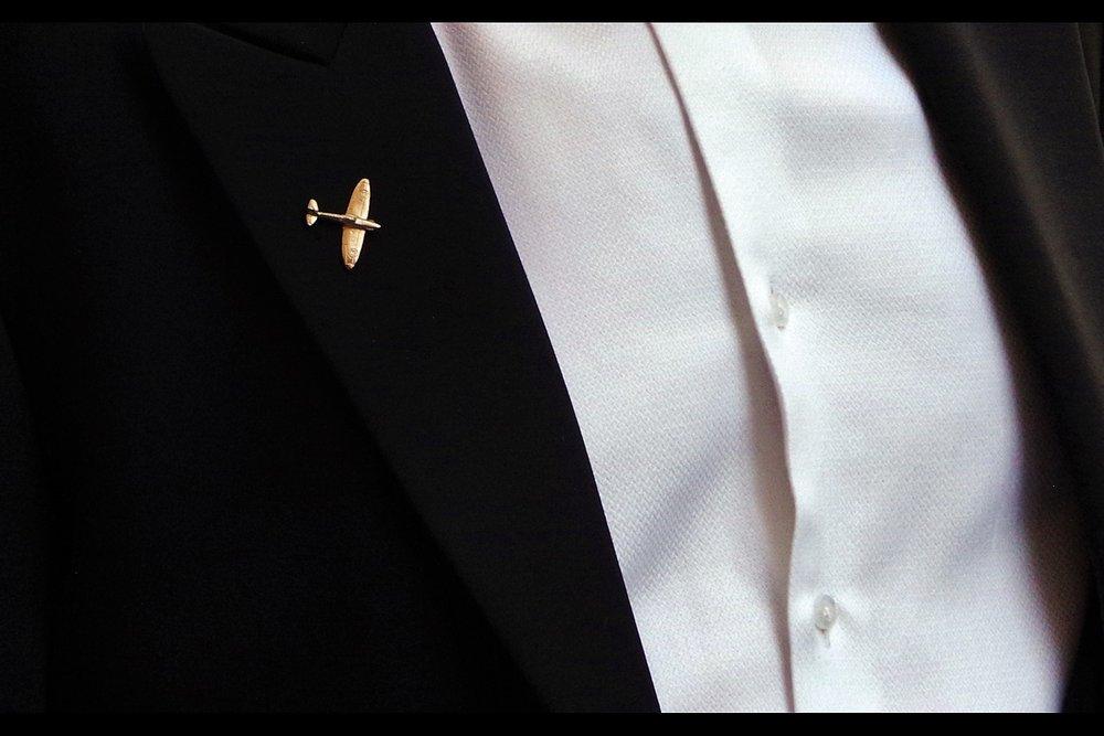 Supercool pin.