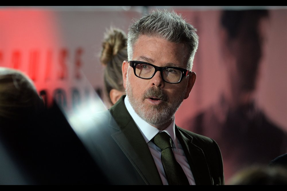 """You saw that on imdb? I dispute it""  - according to imdb.com, director Christopher McQuarrie won both an Oscar and Bafta for writing 'The Usual Suspects (1995)', and was also one of SIX writers associated with ""The Mummy (2017)"" a movie I'm still trying to forget. It gets easier every day... except on days when I have cause to remember  <reaches for the key to the alcohol cupboard>"