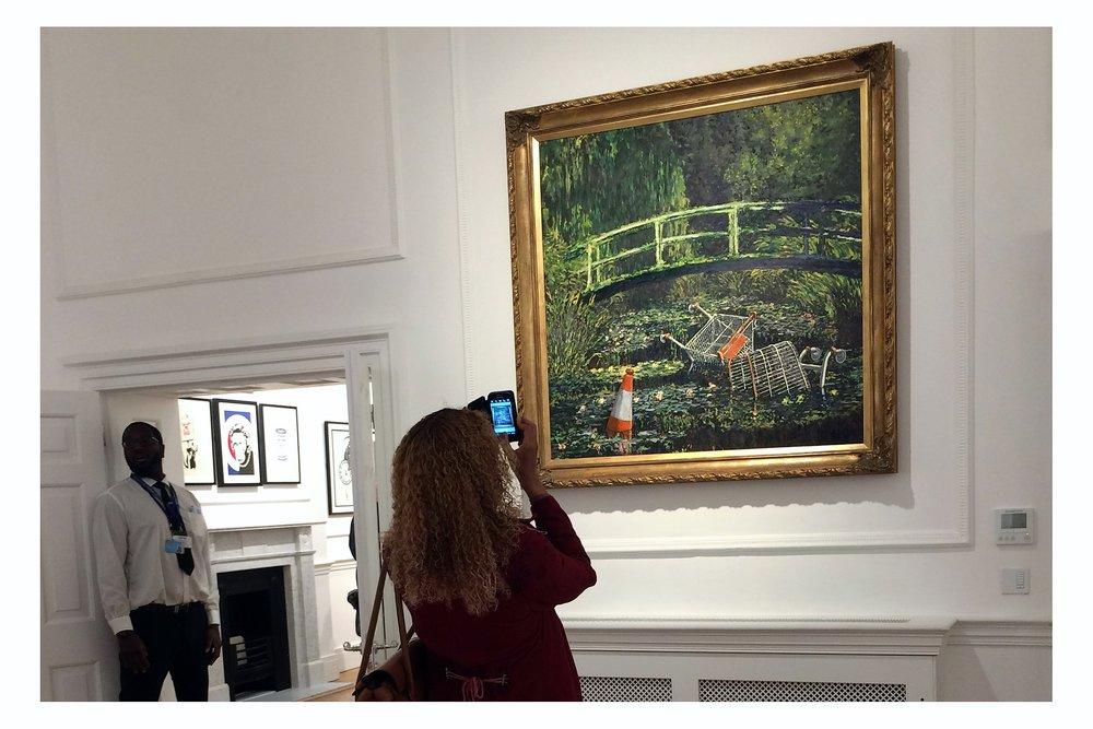 """""""Show Me the Monet"""" (2005)"""