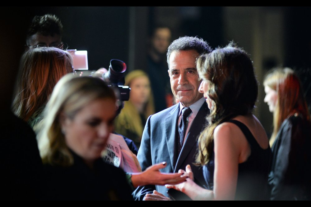 """It's Tony Shalhoub!!! I really liked the TV Series """"Monk"""" (from back in the days I still watched TV) - but he was also the voice of Splinter in the more recent Teenage Mutant Ninja Turtles films, and the voice of Luigi in the Disney/Pixar """"Cars"""" films (go on.. google who he was. Google won't remember.)"""