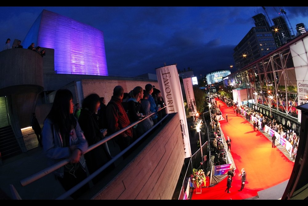 "I had a wristband for this event, but its number wasn't particularly good… in addition to which it's BFI Southbank : I love shooting from the footbridge (when I'm permitted to do so). So far this year I've photographed such events as    Christopher Robin   ,    Yardie   , and the Blake Lively movie    ""A Simple Favour""        there. Those premieres were all during the day, though…"