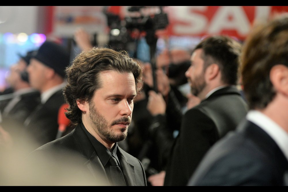 Director Edgar Wright, Day 12 of BFI LFF. And right now I feel like E.W. and I have been through The 5h1t together…
