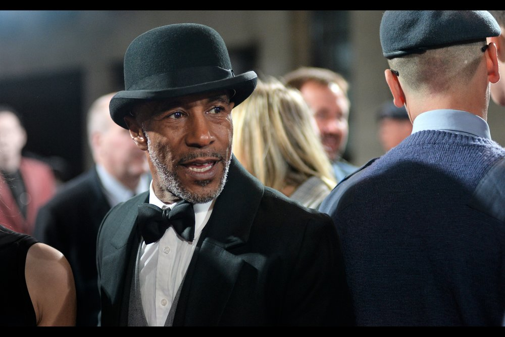 """BERET? BERET??? I don't care what branch of the armed forces you THINK you're in… it's a disgrace! Get a damn sombrero in preference to this embarrassment""  Danny John-Jules has strong opinions on hats, I believe, and I'm inclined to support him on this."